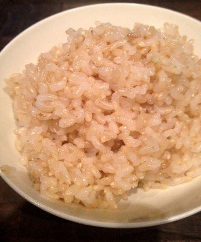 画像1: お米と暮らし◆茨城県産◆有機栽培米◆ミルキークイーン◆玄米 (30kg)