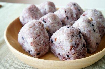 画像3: お米と暮らし◆紫色でもちもち美味しい◆国産雑穀100%「十六雑穀米」
